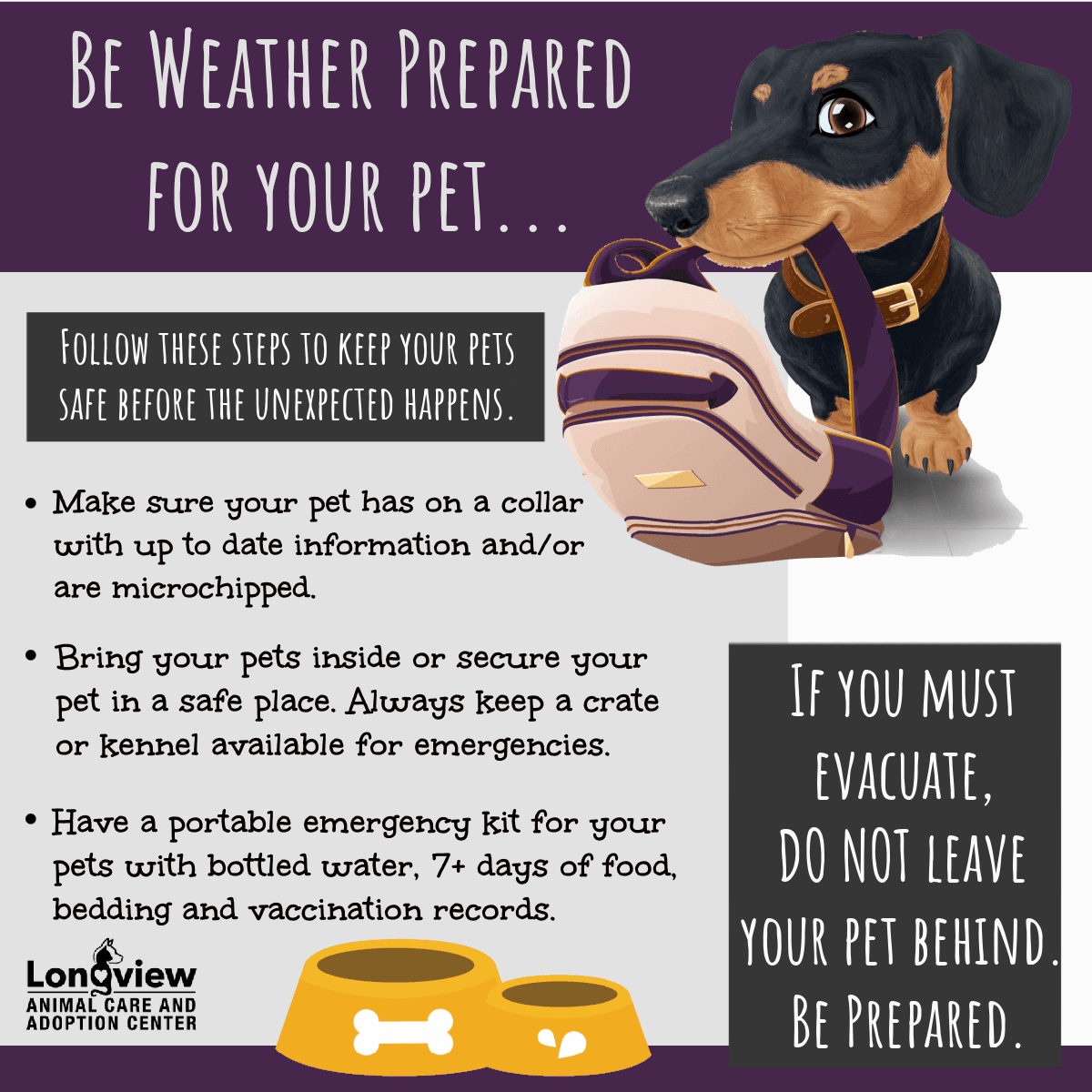 Weather Prepared Pets